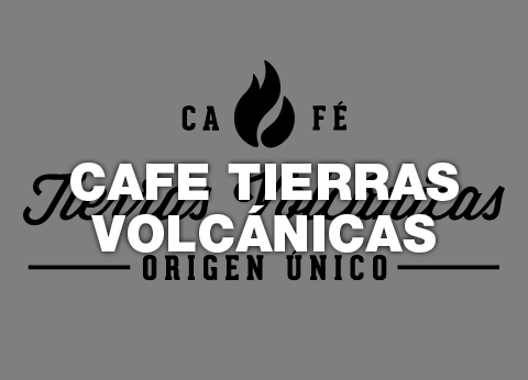 Cafe Thierras Volcánicas