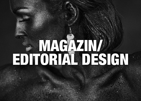 Magazin / Editorial Design